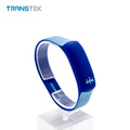 Comfortable Silicon Strap Light Portable Bluetooth fitness wristband