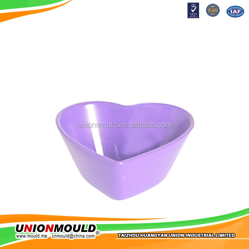 Household bowl plastic injection molding manufacturer service mould mold toy spoon molding