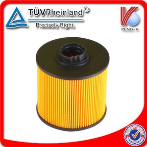 auto spare parts diesel fuel filter cleaning ME222133 16403-WK900 ME222135