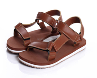 New arrival hot selling leather sandal men