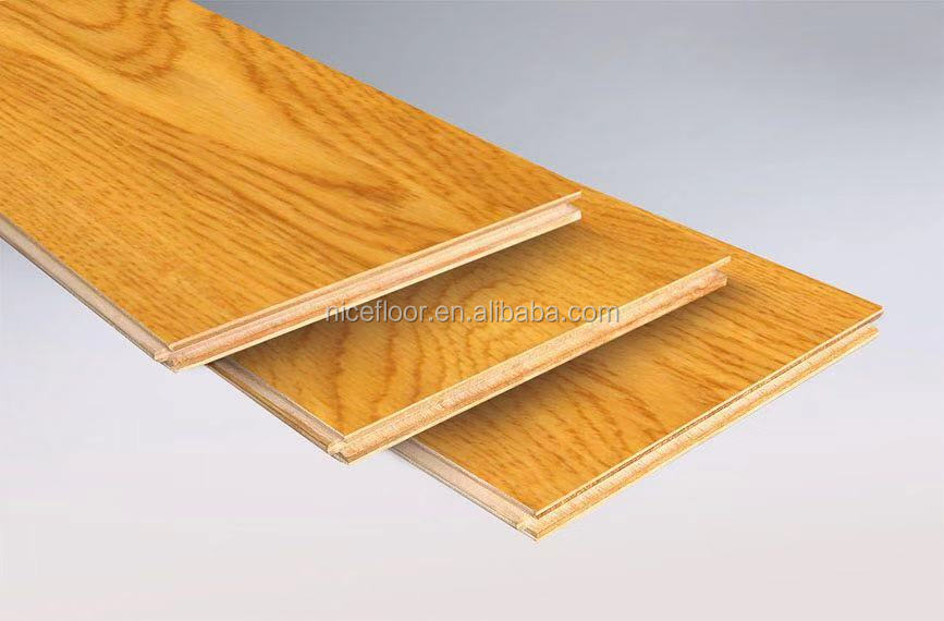 The beautiful design factory direct sales wholesale china engineered wood flooring
