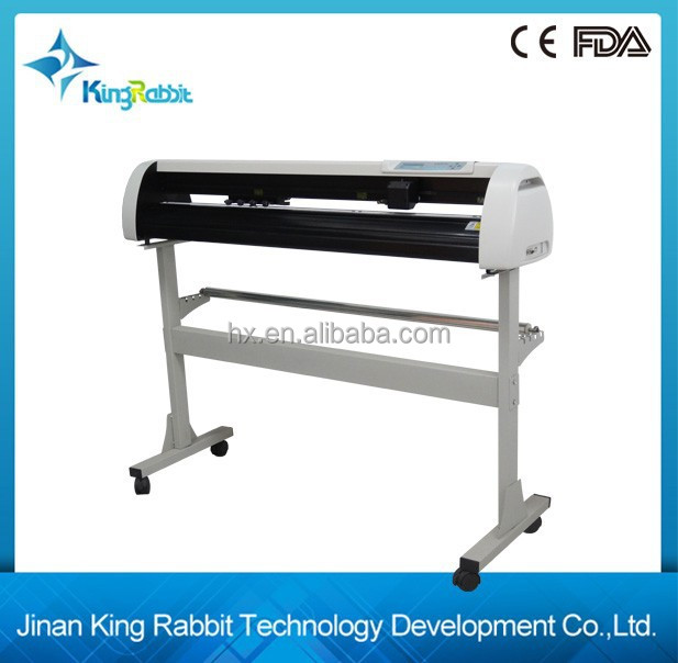Rabbit HX-1360N Economic type cutting plotter/vinyl cutter for sale
