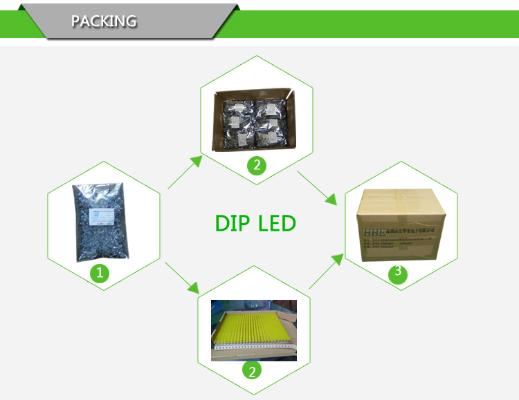 Favorable price high brightness led led light 5mm led diode