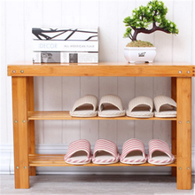 Eco-Friendly wooden shoe rack for sale