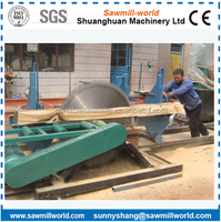 The Best Selling Portable Lumber Circular Sawmills