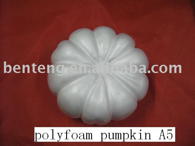2013 Halloween decorative polyfoam pumpkin