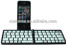 2013 Newest Mini portable Bluetooth Folding Keyboard For iPhone