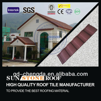 maintenance free roofing materials for house finishing material buliding construction material
