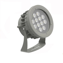 12w Bright Outdoor Landscape LED path Lights with a spike 85-220V AC