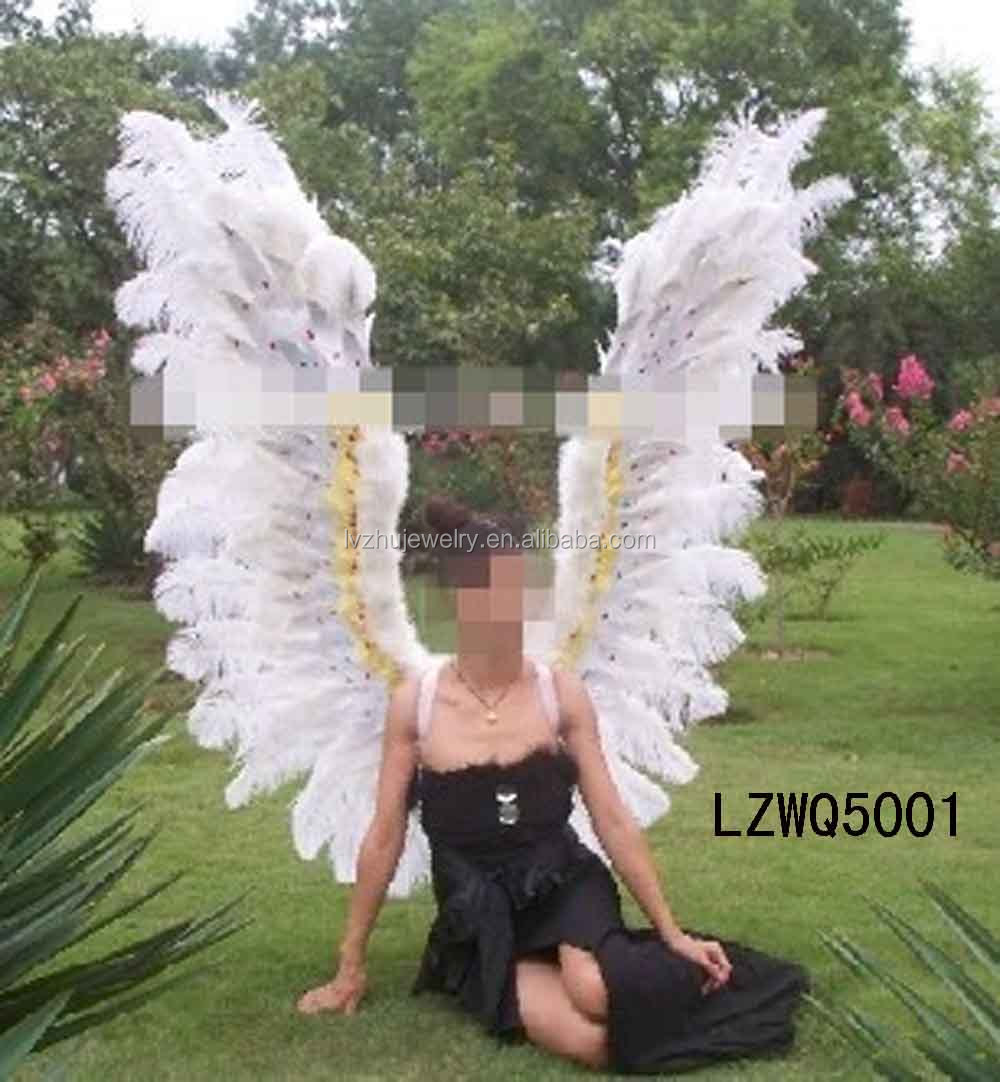 Carnival Costume Feather Angel Wing LZWQ5001