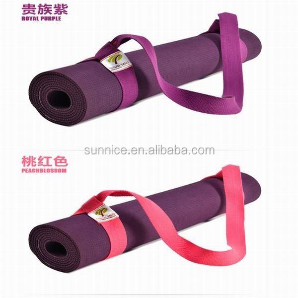 china manufacture super quality exercise strap yoga mat With tapis de yoga avec canapé relax