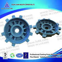 IE3 electric motor cover casting iron
