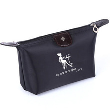 Big size waterproof portable fashion polyester outdoor kid lady cosmetic travel wash bag