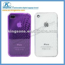 2012 fashion case for iphone 4 in pc plastic