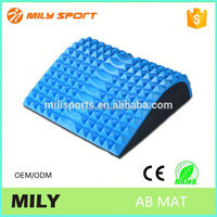 MILY firm abdominal trainer/ab mat eco