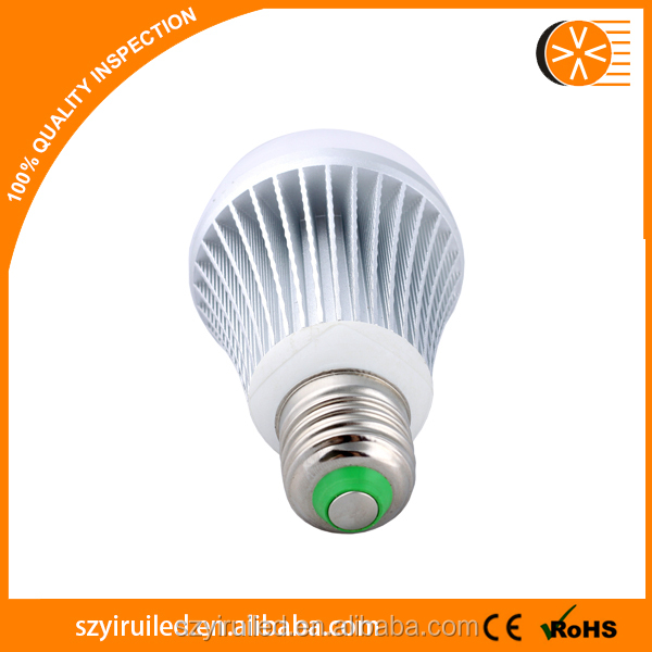 High quality and good price 4W 7W 9W e27 mcob led lamp