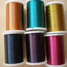 colored artistic craft wire