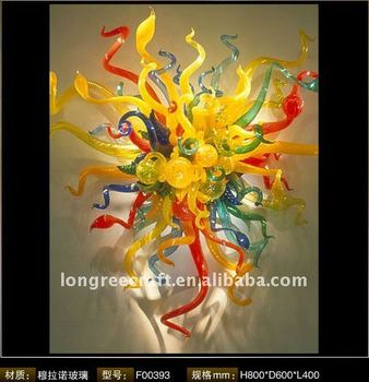 Colorful Folk Art Handicraft Lighting Arts