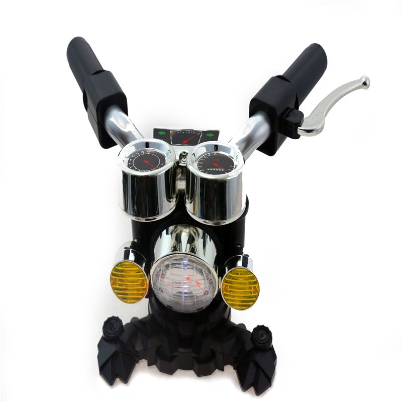 Chinatopwin1:12 2.4G beach motorcycle toys ,car head remote control
