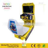 NQR-A05 amusement car games free online play car racing simulator for boy play