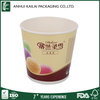 Ice cream bowl , ice cream cup / tubs , ice cream paper containers