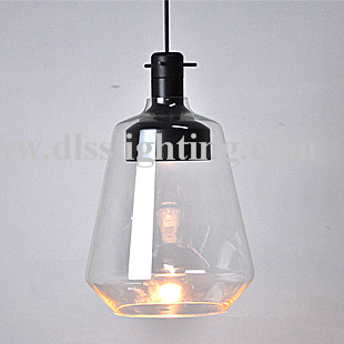 E27 glass contemporary lighting for zhongshan factory