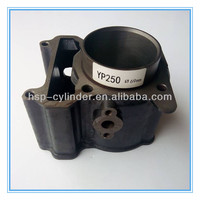 200cc motorcycle cylinder enlarge