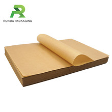 High Quality 40 Gsm Non Stick Greaseproof Silicone Cooking Paper