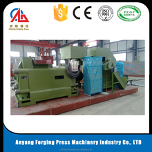 Hot sale Y83-230 metal briquette press machine for iron,steel, aluminum,copper etc metal scrap