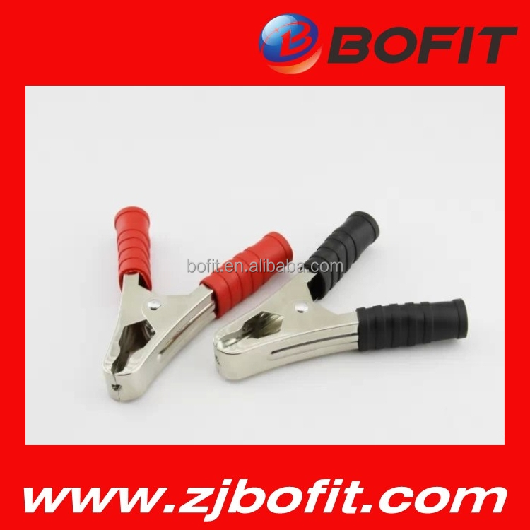 Zhejiang facotory car battery jumper cable 12 24v customer's brand