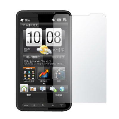 LCD Screen Protector Screen Guard for HTC HD2