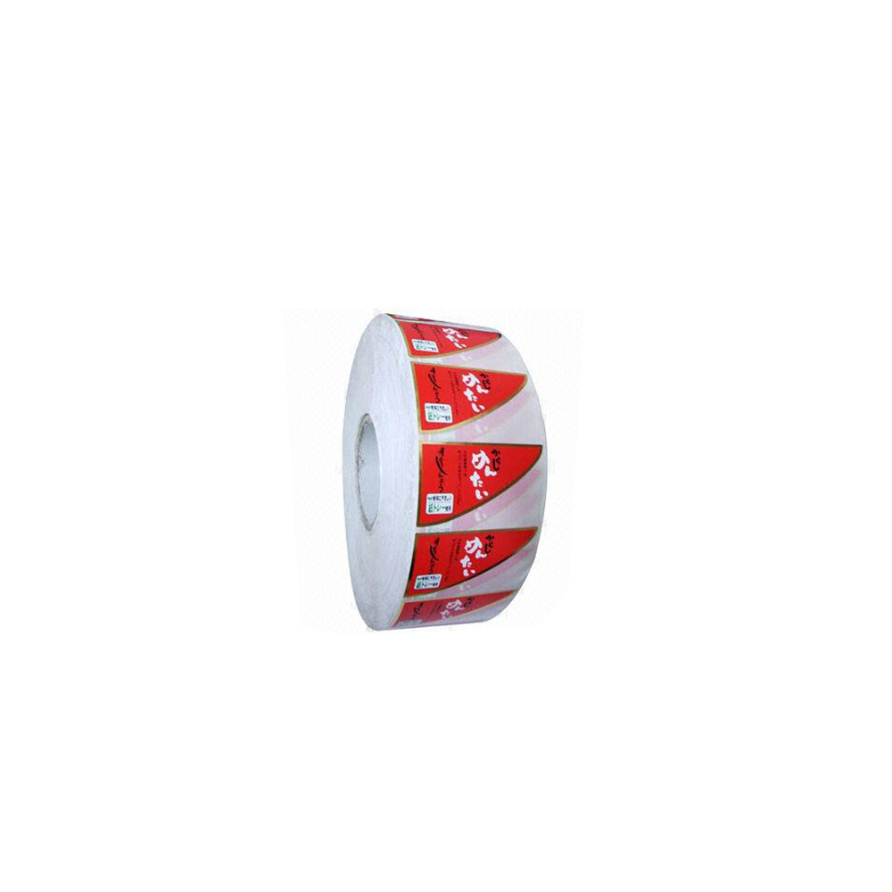 Printing Custom Self Adhesive Waterproof Logo Vinyl Packing Label,Self-adhesive Polyester Label