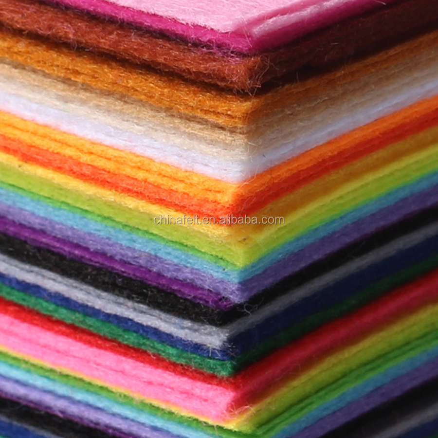 Factory sale eco-friendly industrial wool felt