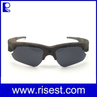 SG-100 China Suplier Top Rated HD Waterproof Sunglasses Camcorder Waterproof for Outdoor Sports