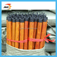 Bulk eucalyptus wooden floor cleaning mops stick