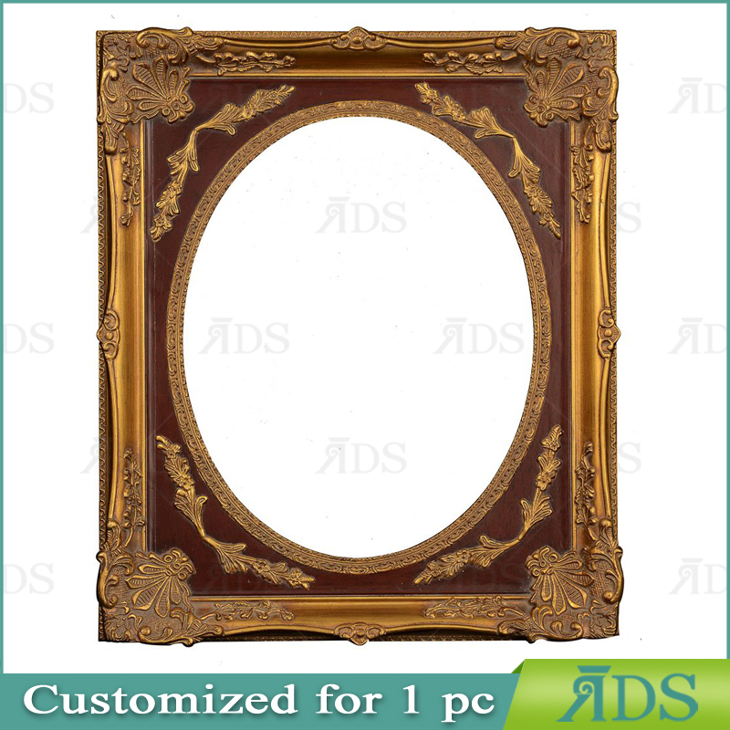 Golden Ornate painting Frame