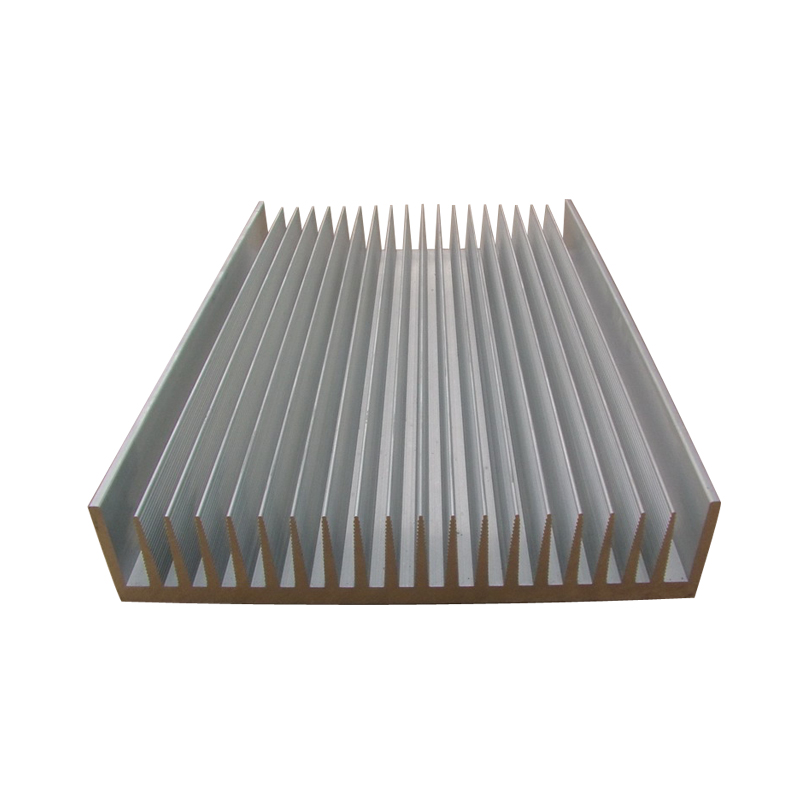 Large Aluminum Alloyed Heat Sink