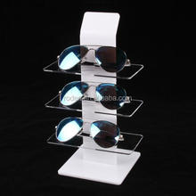Hot Sell Promoting Acrylic Glasses Display/Perspex Eyewear Stand/Plexiglass Sunglasses