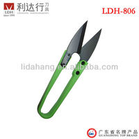 [2013 Newsest ] YP-806 10.5cm Sharp Blade New ABS Colourful Handle Tailor Scissor