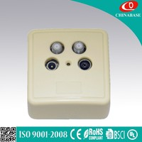Super quality female plug tv wall socket