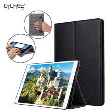 CTUNES For iPad Pro 10.5 Cover, Flip Hand Strap Multifunction Card Pocket Stand Case For Apple iPad Pro 10.5 Inch Leather Cover