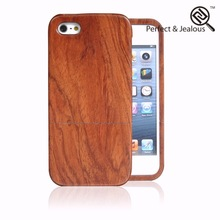 new products 2015 innovative product Custom logo unfinished wood case for iphone 5/5s cover