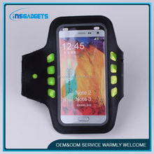 mobile phone armband case ,H0T219 reflective lycra sport armband , customized armband