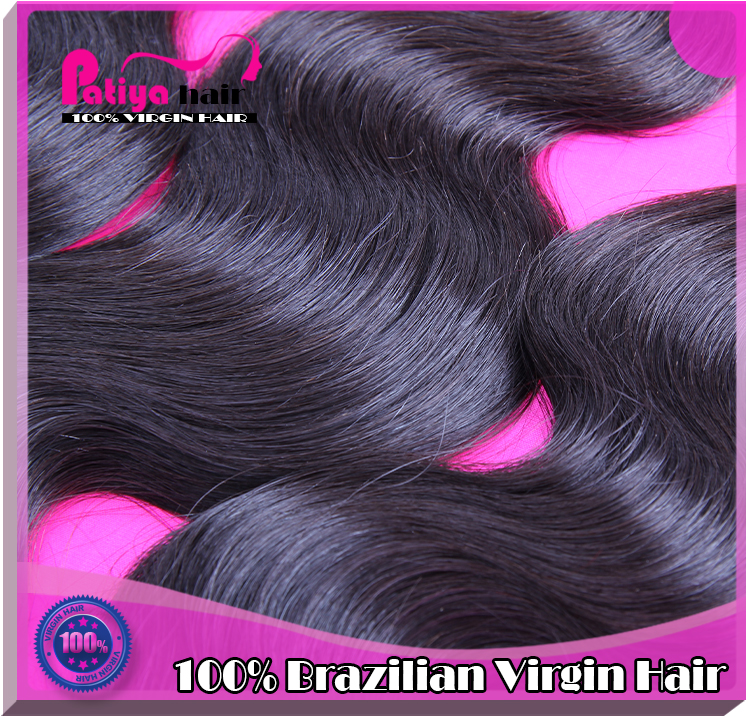 Top quality 6A 7A 8A wholesale 100% unprocessed body wave human virgin brazilian hair