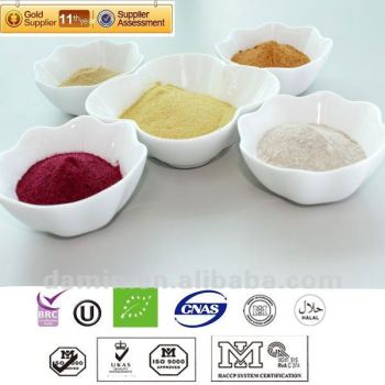 High quaility pure hawthorn powder