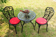 bistro set outdoor furniture 2 chairs with 1 table