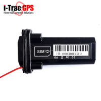 waterproof sos panic button gps tracker for vehicle and motorcycle with platform software