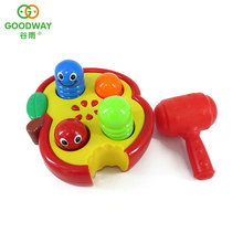 Cheap Plastic Cute Insect Whack A Mole Baby Toys Educational
