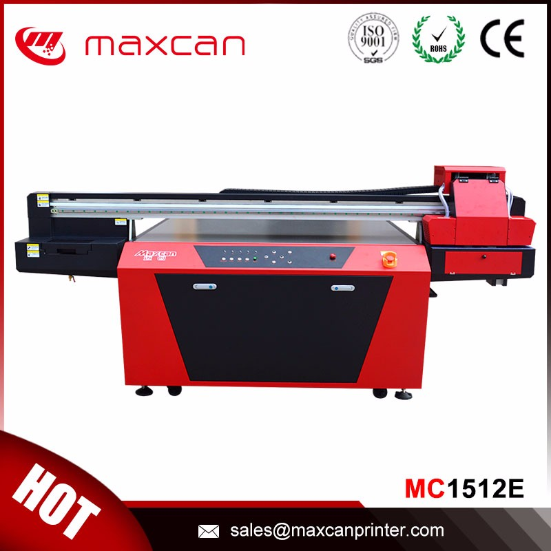 UV digital acrylic sheet printer MC1512E sign board printer for sale