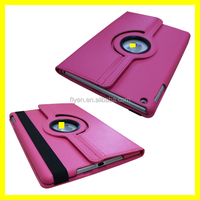 for iPad Air Case 360 degree Design multi Function pu leather stand cover Auto sleep wake function Stand Protective Case